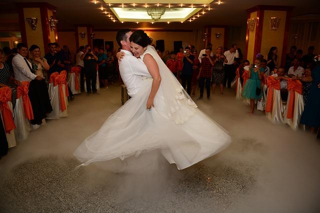 GOOD BRIDE&GROOM DANCE